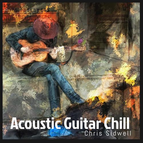 Acoustic Guitar Chill Album Cover