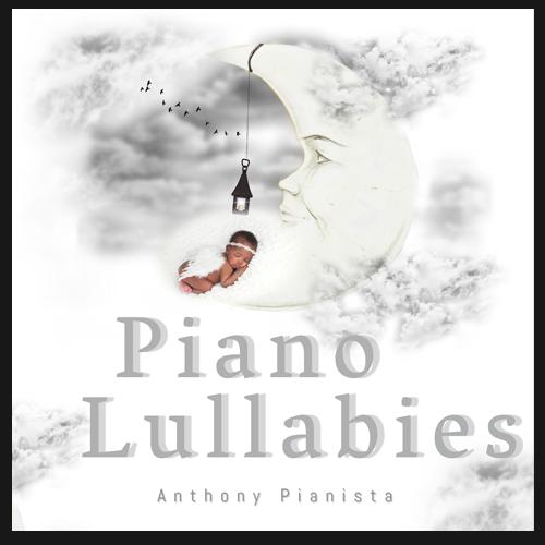 Piano Lullabies Album Cover