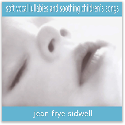 Soft Vocal Lullabies & Soothing Children's Songs Album Cover